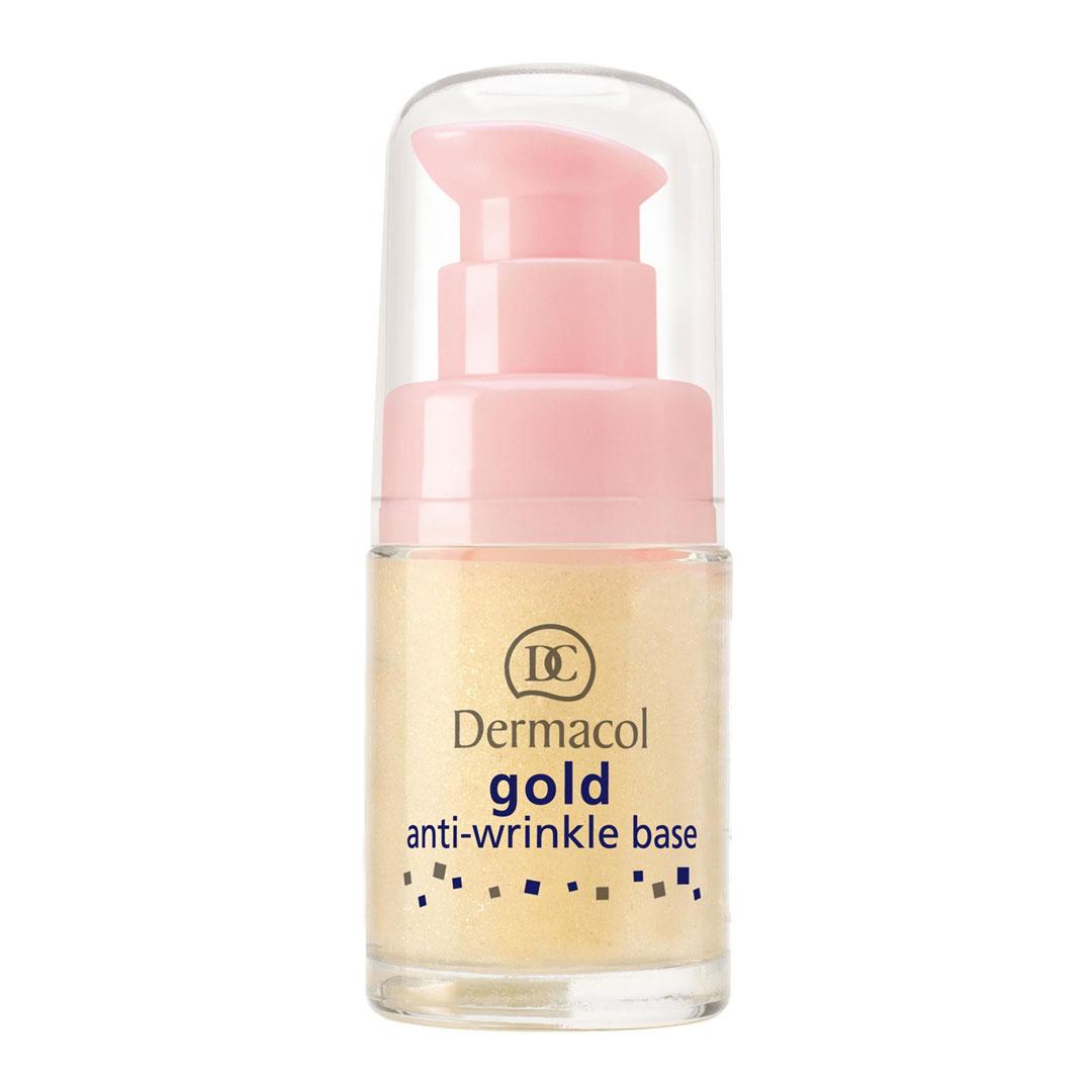 Βάση (primer) για το μακιγιάζ με ενεργό χρυσό της εταιρείας Dermacol!