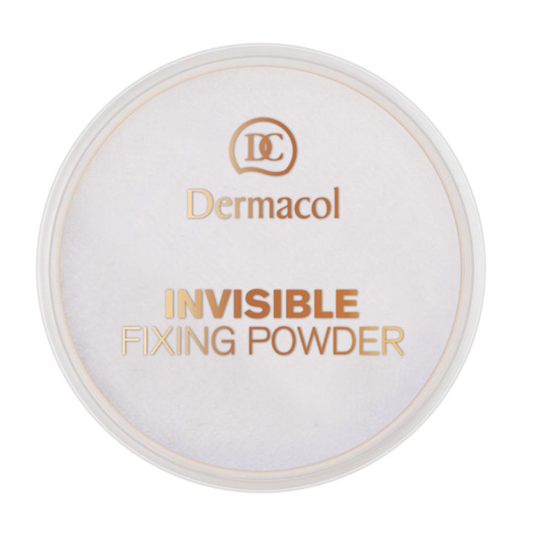 Πούδρα για το σετάρισμα του μακιγιάζ της εταιρείας Dermacol!