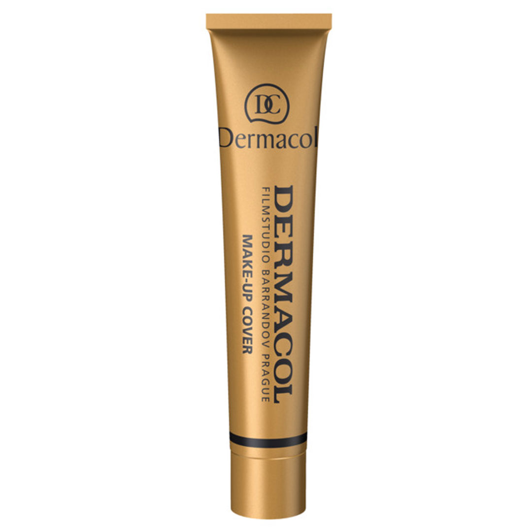 Makeup υψηλής κάλυψης από την εταιρεία Dermacol!
