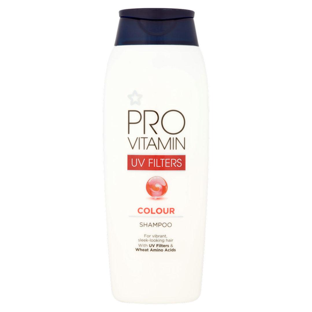 Σαμπουάν για βαμμένα μαλλιά από την εταιρεία Superdrug