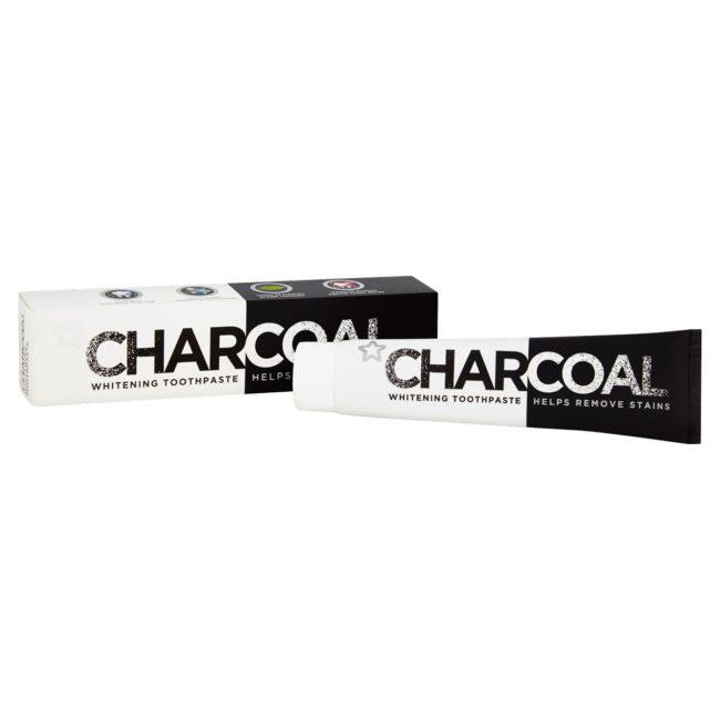 Οδοντόκρεμα με άνθρακα από την εταιρεία Superdrug