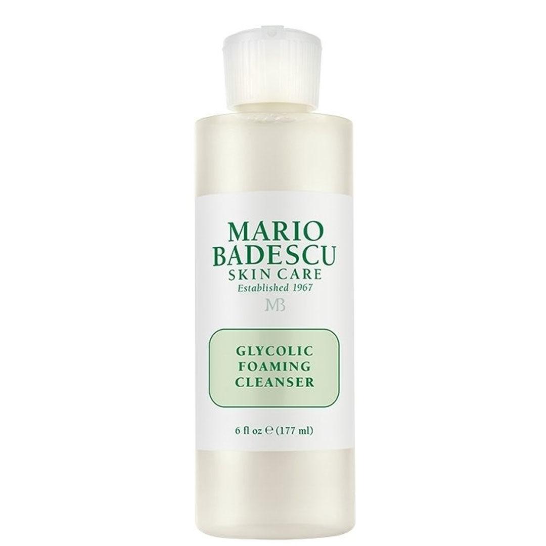 Δυνατό αφρώδες καθαριστικό προσώπου με γλυκολικό οξύ της εταιρείας Mario Badescu!