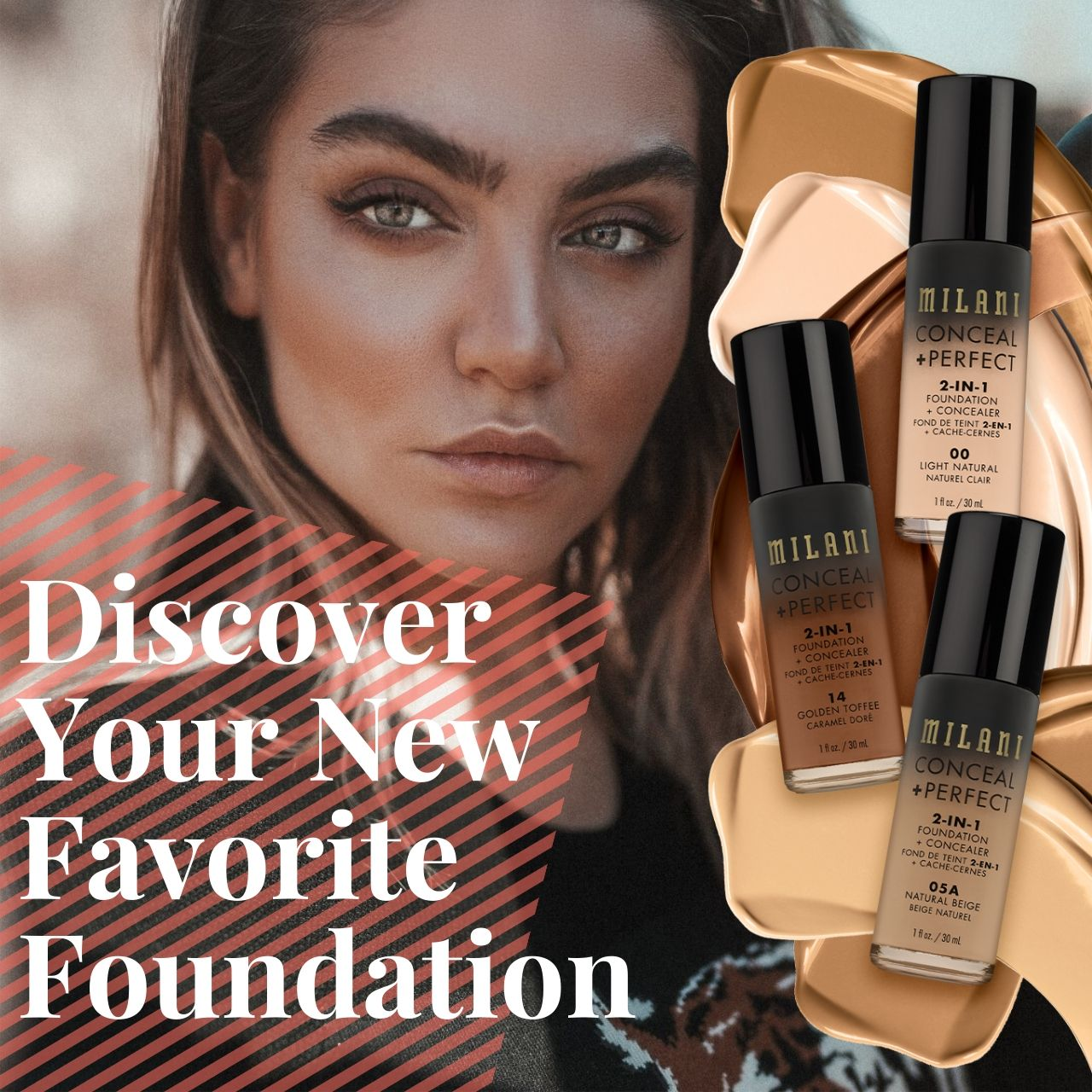 Στο SheLoves θα βρεις τα best seller makeup της Milani!
