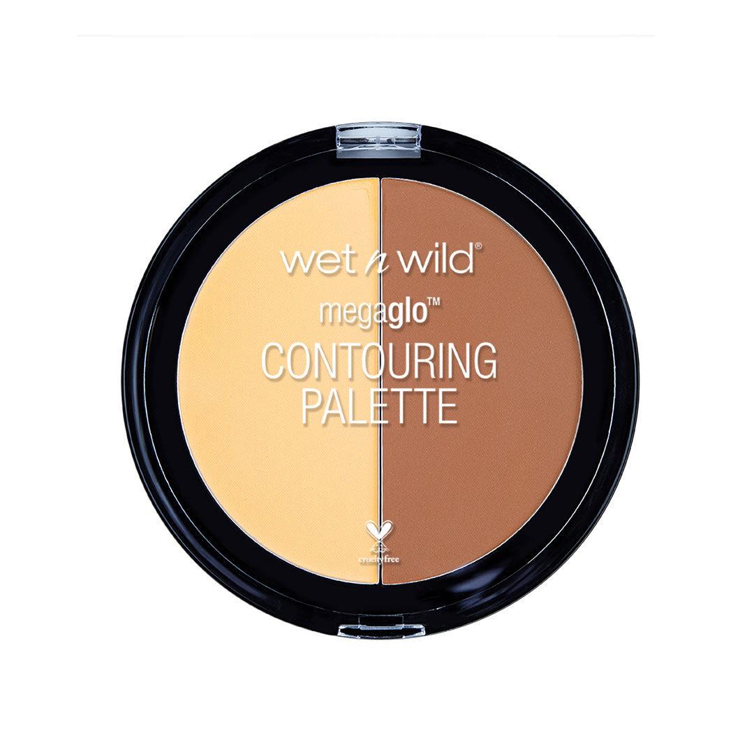 Παλέτα με δύο αποχρώσεις για Contouring από την εταιρεία Wet 'n' Wild!